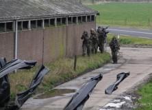 Gorredijk bevrijd van 'terroristennest'