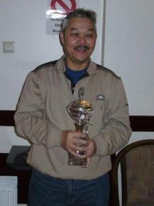 Son Hoang wint het Open Gorredijkster Libre.