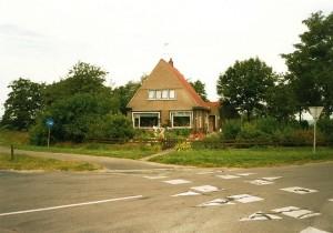 It earste hûs op De Tsjoele. It hat earst as adres Kortezwaag 76b hân, dêrnei Nieuweweg 79 en sûnt 1964 De Tsjoele 1.