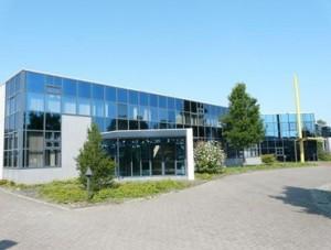 Bergsma Holding BV was gevestigd in het voormalige Bional-pand.