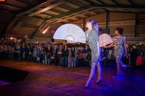 Een spetterende show van Rinsma Fashion, Nebraska, INEZ en Lincherie Oosterwolde. (c) Marije Geertsma