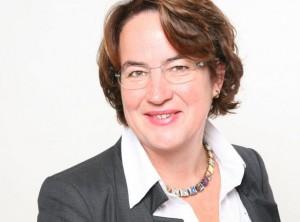 Burgemeester Ellen van Selm.