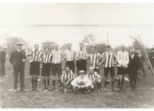 Sportmogelijkheden in Gorredijk net na WOII