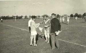De toss bij Gorredijk- Ra'anana (sep.1962).
