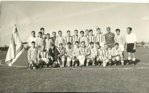 Gorredijk – Hapoël Ra'anana 1962
