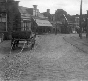 Stationsweg Gorredijk.