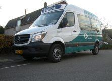 Buurtbus gaat over in handen van Arriva
