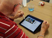 iPadcursus in Gorredijk