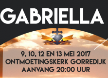 Musical Gabriella in Ontmoetingskerk Gorredijk