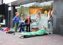 Slapend rijk worden op vrijmarkt van Gorredijk