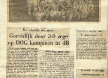 Herinneringen aan topseizoen '61-'62 vv Gorredijk | deel 6