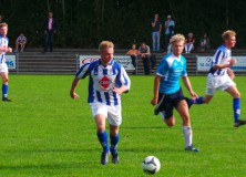 Winst voor voetballers Gorredijk op Supersunday