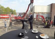 Bouw Heeren van Rinsma in Gorredijk officieel gestart