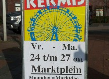 Komend weekend is kermisweekend in Gorredijk