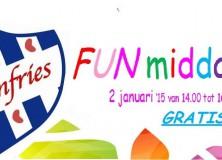Stânfries organiseert FUNmiddag in Gorredijk