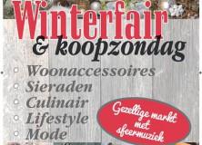 Zondag Winterefair en koopzondag in Gorredijk