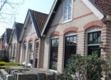 Nog meer opvallende huizen in Kortezwaag
