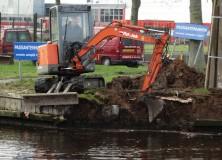 Vaart in Gorredijk wordt grondig aangepakt