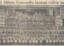 Herinneringen aan de jeugddrumband in Gorredijk/Kortezwaag