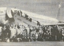 VV Gorredijk naar Ra'anana Israël