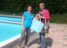 Zwembad Gorredijk ontvangt 10.000ste bezoeker