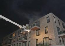 Brandweer oefent bij Voltawerk Gorredijk