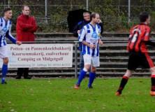 Slordig Gorredijk verspeelt punten tegen De Wilper Boys