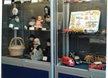 Sinterklaas en zijn pieten in Museum Opsterlân