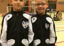 Jonge turners Stânfries verdienen vijf medailles