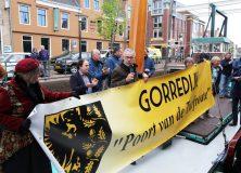 Gordykster skûtsje opent nieuw vaarseizoen Turfroute